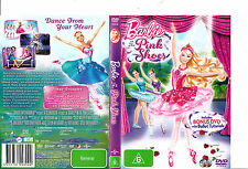Barbie In The Pink Shoes-2013-[with bonus dvd]Animated- Movie-2 DVD