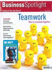 Business Spotlight, Heft 3/2015, Business-Englisch-Magazin +++ wie neu +++