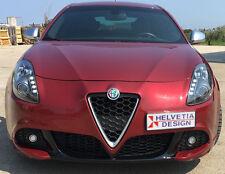 DAM / FRONT Spoiler anteriore QV Launch Edition in ABS Alfa Romeo Giulietta