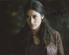 JANINA GAVANKAR In-person Signed Photo - True Blood / The L Word