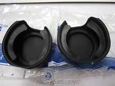 Genuine GM 1999-2005 Astro - Safari Van Right & Left Dash Cup Holder Insert Pair