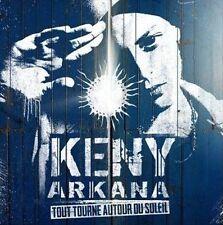Tout Tourne Autour du Soleil by Keny Arkana (CD, Dec-2012, Because)