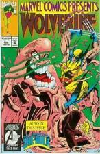 Marvel Comics Presents # 126 (Wolverine / Lynx, She-Hulk) (USA, 1993)