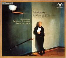 Tchaikovsky: Symphony No. 6- Pathetique / Francesca Da Rimini Op. 32, New Music