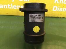 AUDI A6 MK2 1.9 TDI MASS AIRFLOW METER 0 281 002 216