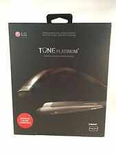 LG Tone Platinum HBS-1100 Bluetooth  And Wireless Headphones - BLACK COLOR