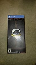 Metal Gear Solid V: The Phantom Pain -- Collector's Edition (Sony PlayStation 4,