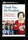 THANK YOU MR. PRESIDENT: HELEN THOMAS AT THE WHITE Region Free DVD - Sealed