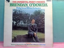LP: Brendan O'Dowda - The Immortal Percy French (1975) EMI Ireland Ltd