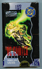 DC Comics Master Series Premiere Trading Card Box Factory Sealed Skybox 1994