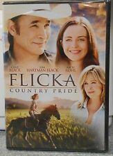 Flicka: Country Pride (DVD, 2014) CLINT BLACK LISA HARTMAN BLACK BRAND NEW