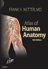 Human Anatomy by Frank H. Netter (2006, Paperback, Revised)