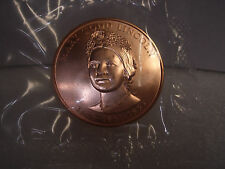 """Mary Todd Lincoln Bronze Medal 1 5/16""""  (X60)"""