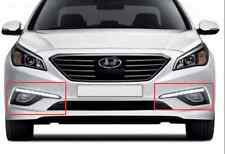 Front Fog LED DRL Daytime Driving Running For Hyundai Sonata (LF) 2015 New