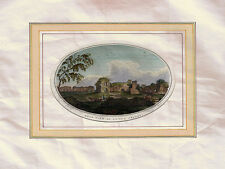 Lewes Priory St Pancras Ruin Monastery Lambert Lewes Basire 1782 Photo Print A4
