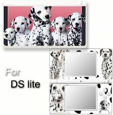Dog Pet Puppy Dalmatian SKIN DECAL STICKER for DS Lite