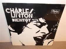 Charles Linton . Bientot . French Quebec Rock . Monique . LP