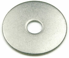 "Stainless Steel Fender Washer 5/16 x 1"", Qty 100"