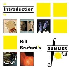 Bill Bruford's Earthworks-Introduction to Summerfold CD NEW