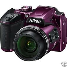 Nikon Coolpix B500 16.0 MP Digital Camera - PLUM