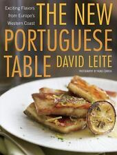 The New Portuguese Table: Exciting Flavors from Europe's Western Coast-ExLibrary