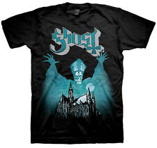GHOST-OPUS EPONYMOUS-T-SHIRT-LARGE-super rare