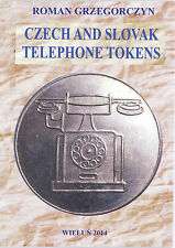 """Czech and Slovak Telephone Tokens"" 2014 - tokens catalogue -mehr am ebay.pl"