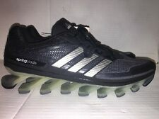 New Adidas Springblade men running shoe drive razor black 13 US
