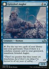 4x Grizzled Angler / Grisly Anglerfish | NM/M | Eldritch Moon | Magic MTG