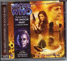 Dr Doctor Who The Shadow Heart Audio CD MINT Big Finish Sylvester McCoy