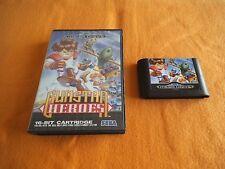 Gunstar Heroes Sega Mega Drive