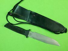 Rare US EK NightFighter Fighting Knife Made by Xpedition Knives Bark River MI