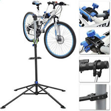 Portable Folding Mechanic Bike Repair Stand Foldable Bicycle Workstand Tool