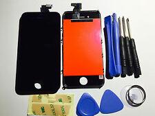 PANTALLA TACTIL Y LCD COMPLETA IPHONE 4S NEGRA + HERRAMIENTAS + ADHESIVO!!!