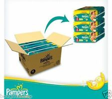 Pampers Baby Dry Size 4 Maxi Monthly Pack - 174 Nappies, Free Shipping, New