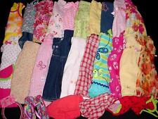 USED BABY TODDLER GIRL 2T 3T SPRING SUMMER CLOTHES LOT FreeShipping
