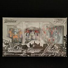 E-hobby EZ Collection Legends of Cybertron Megatron Starscream Optimus Prime