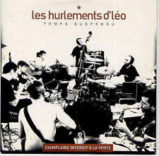 LES HURLEMENTS D'LEO - rare CD album - France - Promo Album