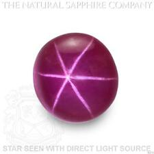 Natural Untreated Star Ruby, 2.64ct. (S2272)