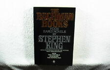 RICHARD BACHMAN//STEPHEN KING 1st Ed THE BACHMAN BOOKS (1985, Trade Paperback)