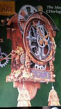 Wrebbit Built Art Collection The Medieval Clock - 3D Puzzle Sculpture