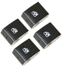4 x Electric Window Control Power Switch Push Button Fits Opel Vauxhall Astra H