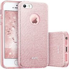 iPhone SE 5S Case, ESR Luxury Glitter Sparkle Bling Designer Case Slim Fit NEW