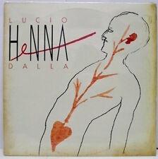 """LUCIO DALLA """"HENNA"""" RARO LP 1993 - SIGILLATO"""
