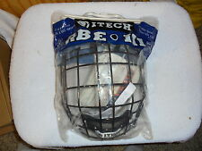 ITECH  SMALL  FACE   SHIELD BLACK       13  EACH