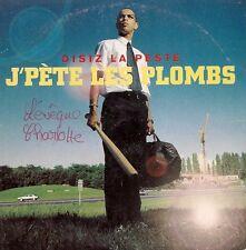 CD 2 TITRES--DISIZ LA PESTE--J'PETE LES PLOMBS--2000