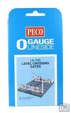 LK-750 O Gauge Level Crossing Gates Peco