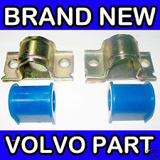 VOLVO s60 (-09) s80, v70 (-07) ANTERIORE ANTI ROLL BAR BUSH Kit Di Riparazione (Barra 25mm)
