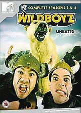 Wildboyz - Seasons 3 and 4  DVD + 1 EXTRA SPECIAL FEATURES DISC