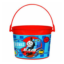 Thomas the Tank Engine Train Birthday Party Plastic Treat Favor Container